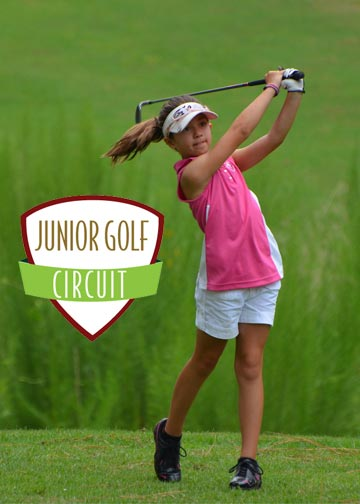 junior golf girl
